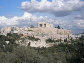 Athens sight seeing